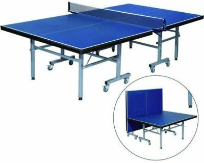 Descripción de la mesa de ping pong plegable Vigor-Blinky