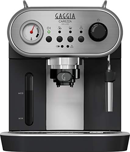 Detalles de la cafetera espresso Carezza RI8525/01