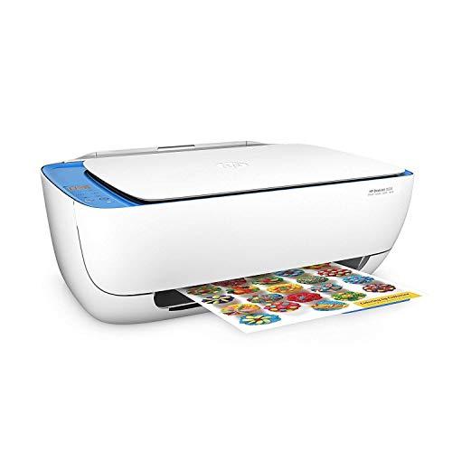 HP 3639 DeskJet - Impresora Multifunción  (tinta instantánea, impresora, escáner, copiadora, WLAN, Airprint)