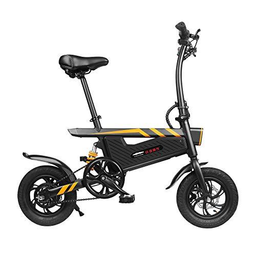 Descripción de la bicicleta eléctrica plegable Olodui1
