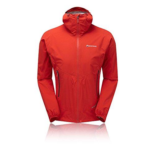 Detalles de la chaqueta de trekking Montane
