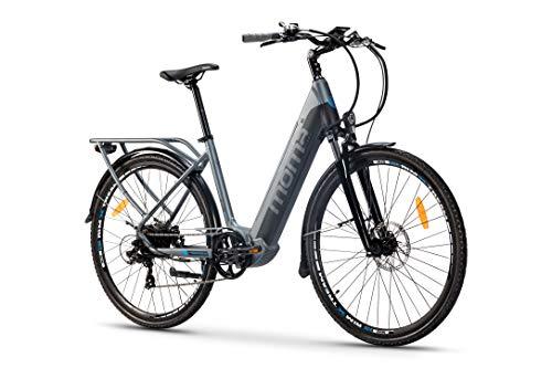 Descripción de la bicicleta eléctrica de Moma Bikes 28 Pro