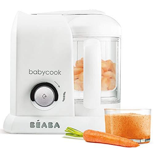 Detalles del robot de cocina para bebé Béaba babycook