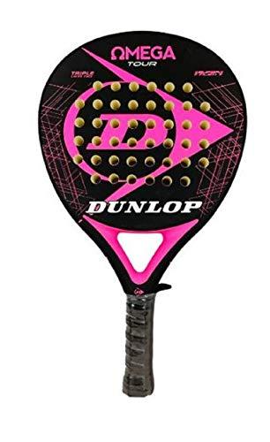 Detalles de la pala de pádel Dunlop Omega