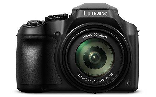 Detalles de la cámara bridge Panasonic Lumix FZ82
