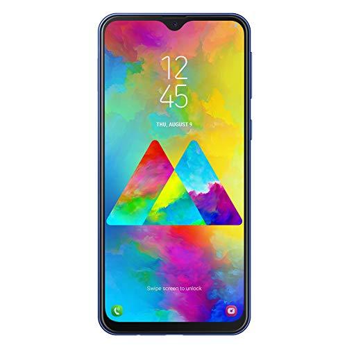 Detalles del teléfono móvil Samsung Galaxy M20