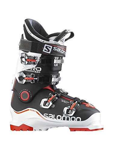 Detalles de las botas de esquí Salomon X Pro 100