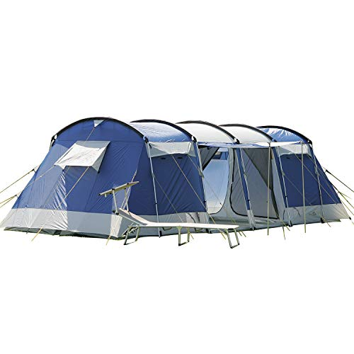 Détails de la tente familiale Skandika Montana
