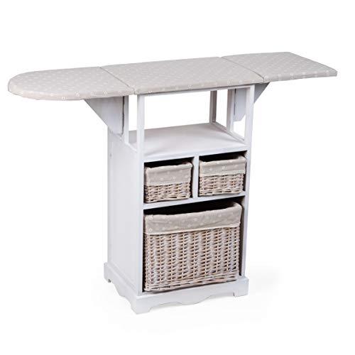 Detalles del mueble de planchado Montemaggi