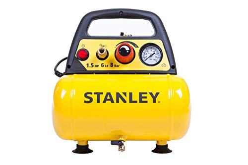 Descripción del compresor de aire Stanley DN200/8/6