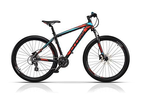 Descripción de la bicicleta de montaña Cross GRX