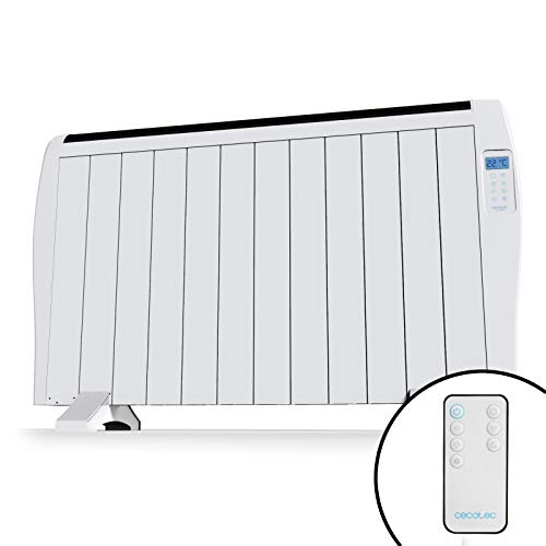 Detalles del calefactor eléctrico Cecotec Ready Warm