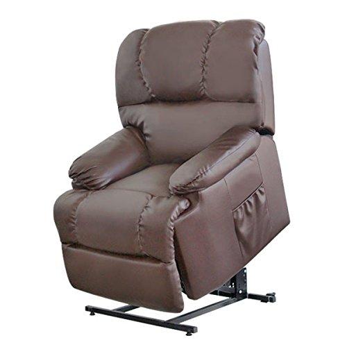 Detalles del sillón levanta personas Deluxe