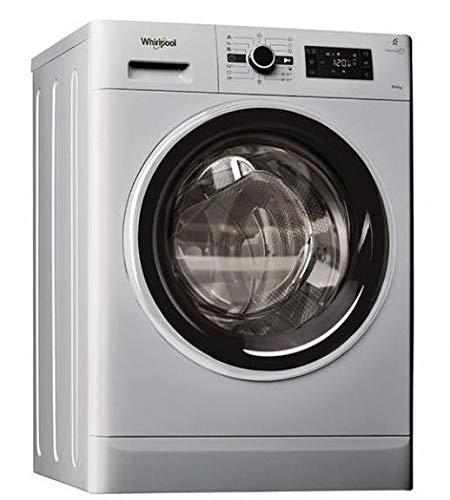 Detalles de la lavadora secadora Whirpool FWDD 117168SBS EX