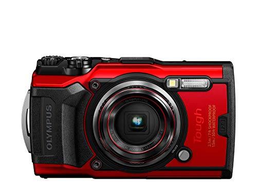 Detalles de la cámara compacta Olympus Tough TG-6