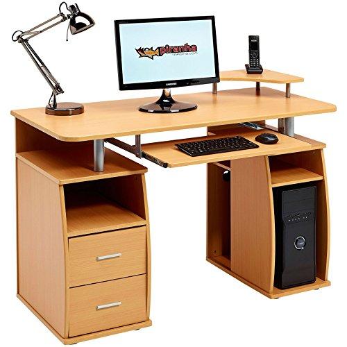 Detalles del escritorio Piranha PC5b