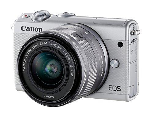 Detalles de la cámara EVIL Canon EOS M100