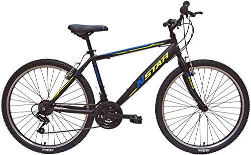 Descripción de la bicicleta de montaña New Star