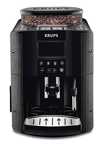 Detalles de la cafetera Krups EA8150