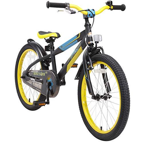 Detalles de la bicicleta de montaña infantil Bikestar
