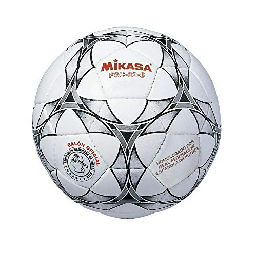 Detalles del balón de fútbol Mikasa