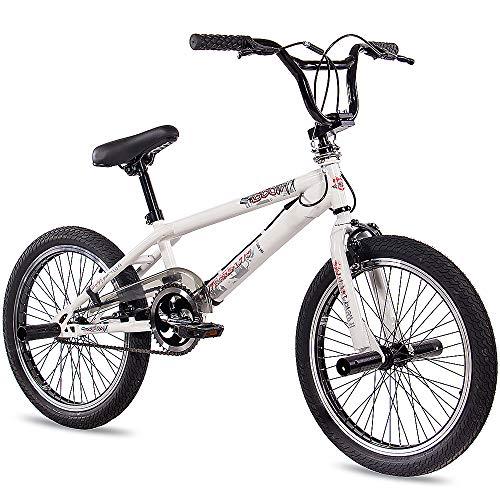 Descripción de la bicicleta BMX