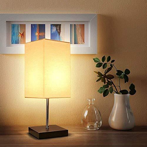 Detalles de la lámpara de mesa Tomshine