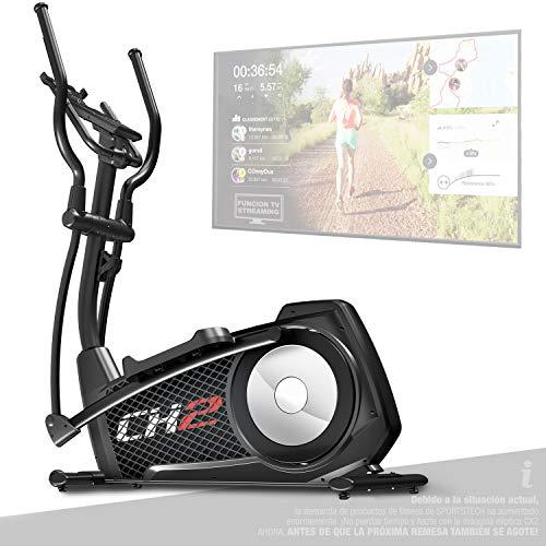 Descripción de la bicicleta elíptica Sportstech CX2