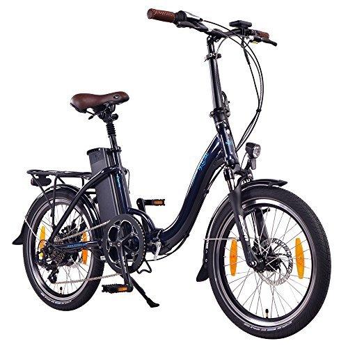 Descripción de la bicicleta eléctrica NCM Paris