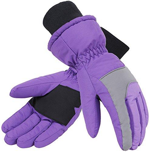 Detalles de guantes de esquí Simplicity