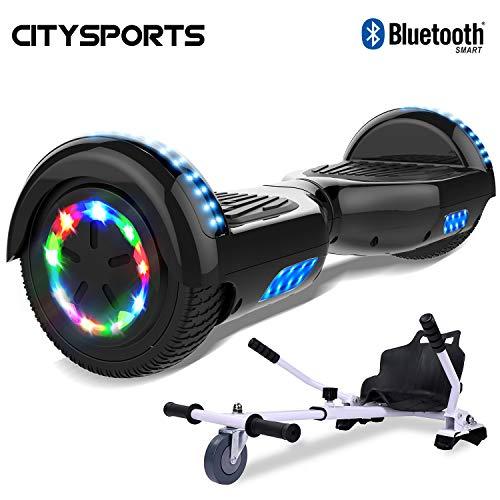 Descripción del hoverboard Citysports