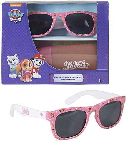 Detalles de las gafas de sol infantiles Paw Patrol
