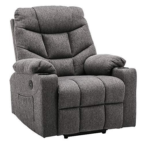 Detalles del sillón levanta personas MCombo