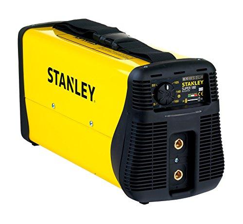 Detalles de la soldadora inverter Stanley