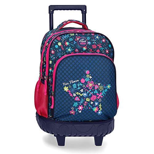 Detalles de la mochila escolar Movom