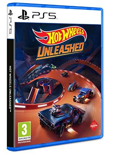 Hot Wheels Unleashed PS5 ESP
