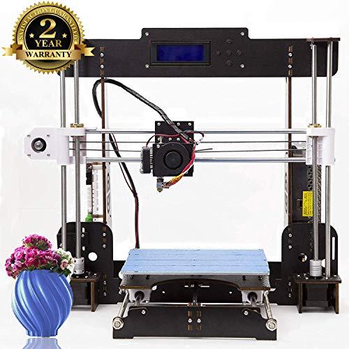 Descripción de la impresora 3D  Colorfish A12