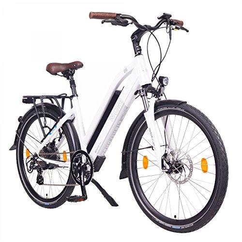 Descripción de la bicicleta eléctrica NCM Milano