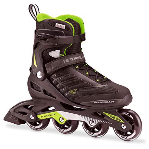 Detalles de los patines Rollerblade Zetrablade