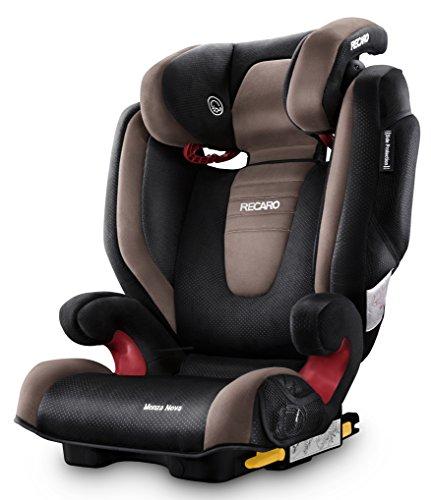 Detalles de la silla del grupo 2 Recaro Monza Nova 2 Seatfix