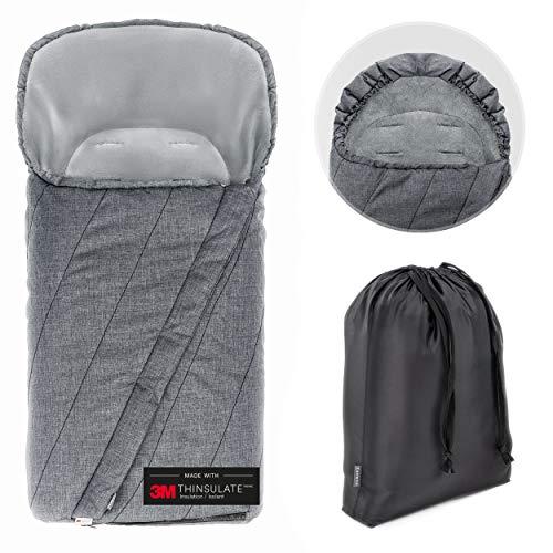 Descripción del saco universal para silla de paseo Zamboo
