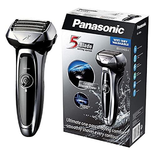 Descripción de la afeitadora eléctrica Panasonic ES-LV65-S803