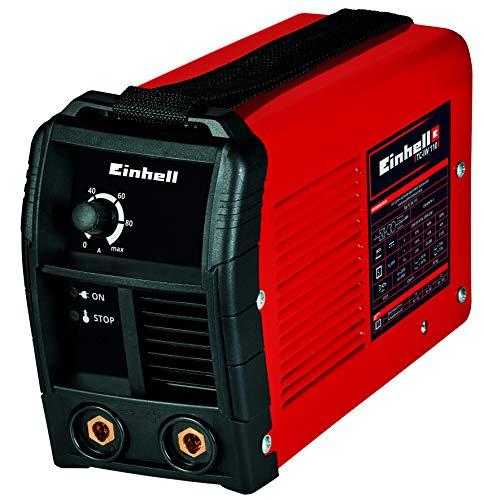 Detalles de la soldadora inverter Einhell TC-IW 110