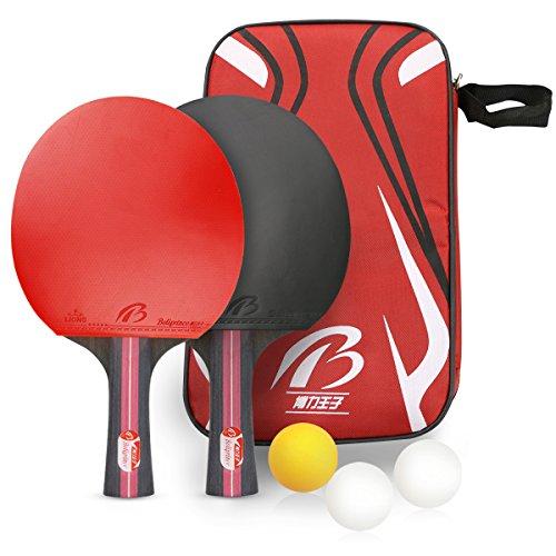 Descripción de la raqueta de ping pong
