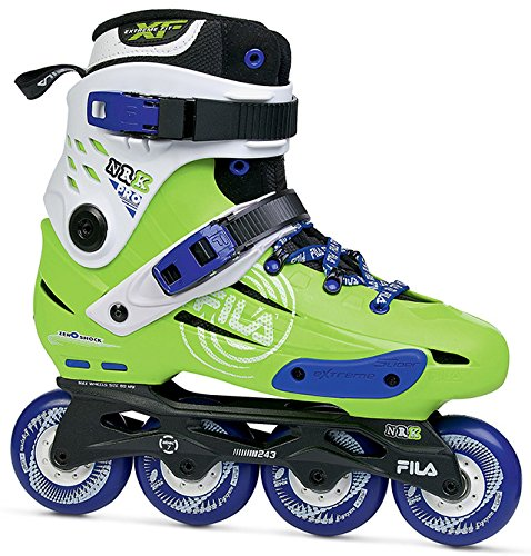 Detalles de los patines en la línea Fila Nrk Pro G