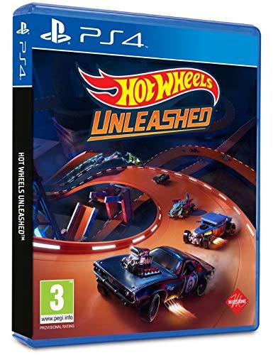 Hot Wheels Unleashed PS4 ESP