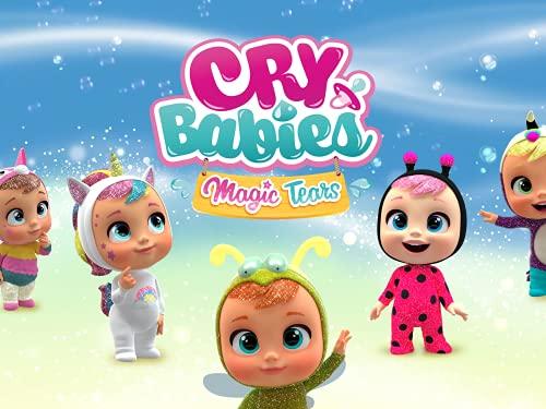 Bebés Llorones Lágrimas Mágicas