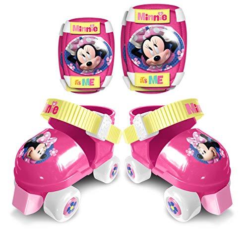 Stamp SAS- Minnie Set Roller E/K Pads, Color Pink, 23-27 (J862035)
