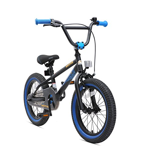 Detalles de la bicicleta BMX infantil Bikestar