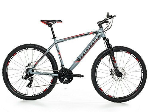 Descripción de la bicicleta de montaña Moma Bikes GTT